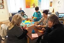 V neděli 23. prosince proběhl už 5. ročník rukodělných dílniček v Městské galerii Vodňany.