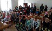 První školní den v ZŠ Bavorov
