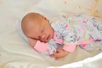 Kristýna Konečná ze Strakonic. Kristýnka se narodila 9. 5. 2019 v 20.04 hodin a při narození vážila 3 200 g. Na sestřičku doma čekal roční Honzík.
