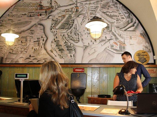 Prostory MIC v bývalé Zámecké galerii ve Strakonicích. Ilustrační foto
