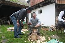 Den dřeva v Hoslovicích