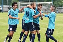 Fotbalová příprava: Otava Katovice - Slavia Praha U19 7:7.