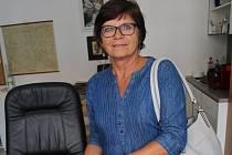 Kabelky přinesla do redakce i Věra Hesounová z Mutěnic.