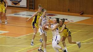 Basketbalistky Strakonic porazily Slovanku 2
