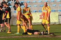 Junior Strakonice doma v dalším derby nezaváhal, Sedlici porazil 3:1.