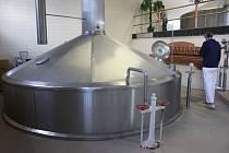 Strakonický pivovar. Ilustrační foto.