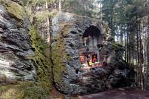 Královský kámen.