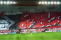 Fanoušci Slavie ze Strakonicka vyrazili na Dortmund.