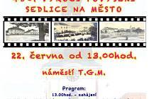 Sedlice letos oslaví 480 let od povýšení na město.