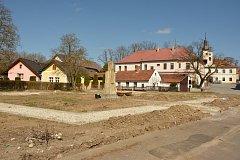 V současné době probíhá revitalizace parku v Radomyšli.
