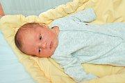 Petr Janošík, Žlíbek, 19.11.2018 v 5:32, 4 050 g. Malý Péťá je prvorozený. foto Ivana Řandová