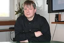 Radek Motl (na snímku) zastával post ředitele strakonické teplárny přibližně dva roky.