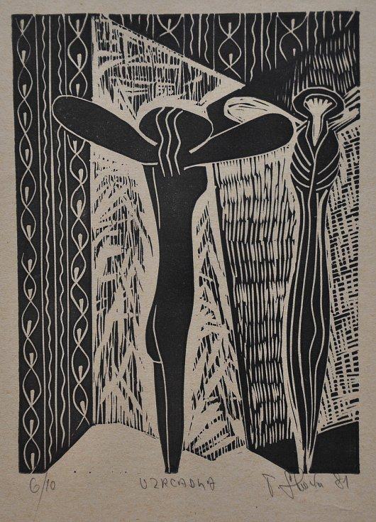 Ku příležitosti 45 let tvorby malíře Valentina Horby se uskutečnila ve středu 9. ledna vernisáž jeho dvou výstav ve Šmidingerově knihovně ve Strakonicích.