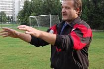 Nový asistent Pavel Zeman