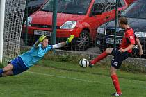 Osek B porazil Vodňany gólem z penalty.