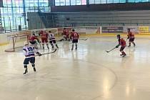 Junioři HC Strakonice mají za sebou výborný start do přípravy na sezonu.