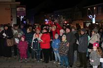 Česko zpívá koledy. Letos ve středu 12. prosince od 18 hodin.