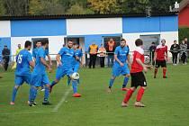 Fotbalová B třída: Bavorov - Husinec 2:2.