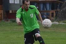 Luboš Hanzlík byl u třech gólů Poříčí proti Mirovicím (4:1). Dva dal a po jeho přihrávce si soupeř dal vlastní.