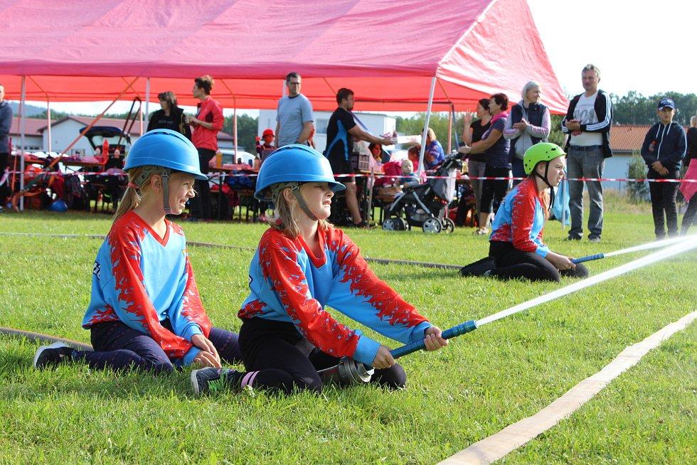 Malí hasiči si v sobotu 14. září odběhli v Katovicích poslední soutěž sezony.