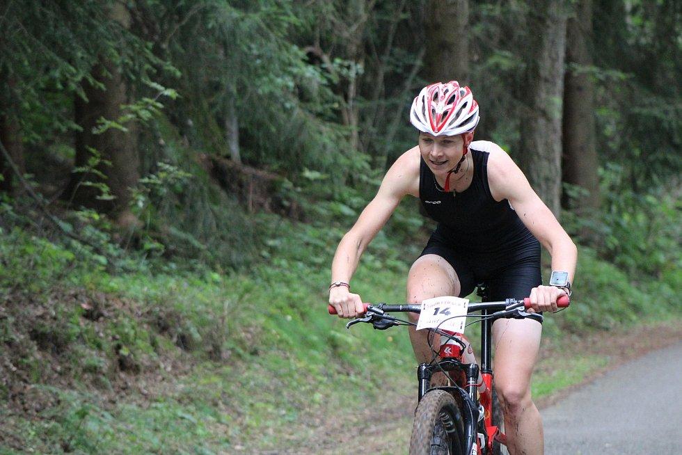 Jana Pichlíková pojede v neděli závod MS cross country v maratonu horských kol.