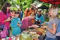 V sobotu 8. června v Rennerových sadech ve Strakonicích byl připraven pro rodiny s dětmi celodenní program plný pohádek, dobrot a tvoření.