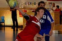 Michal Zbíral se v úvodním utkání odvetné části II. ligy zranil a mimo bude podle trenéra Miroslava Vávry minimálně do podzimu.