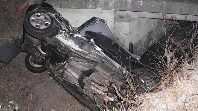 Tragická dopravní nehoda u Nišovic.