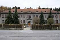 Rybářská škola Vodňany