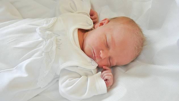 Markéta Vojtíšková z Vlachova Březí. Markétka se narodila 7. července 2019 ve 14 hodin a 8 minut a její porodní váha byla 2970 gramů. Na malou sestřičku se doma těšila Zuzanka (2).