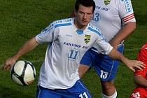 Jan Novák dal první dva góly Oseku.