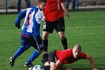 Strakonice doma zvítězily nad FK Tábor 2:0.