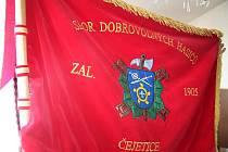 Prapor SDH Čejetice