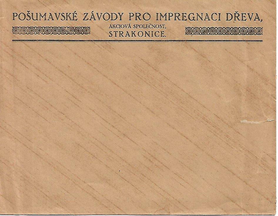 Pohled do historie Strakonic - impregnýrka.