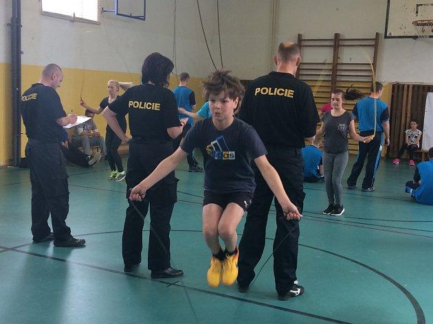 Okresní kolo Odznaku Všestrannosti Olympijských Vítězů se konalo ve čtvrtek 20. dubna na ZŠ Dukelská ve Strakonicích.