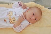 Jolanka Radilová z Kocelovic. Jolanka se narodila 5. 2. 2020 v 10.51 hodin a její porodní váha byla 3 850 gramů. Holčička bude vyrůstat společně se sestřičkou Moničkou (2).