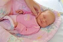Karolína Kuřinová ze Strakonic. Karolínka se narodila 4. září 2019 v 11 hodin a 26 minut a její porodní váha byla 3 770 gramů. Holčička je prvorozená.