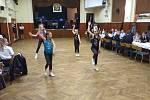 Hasičský ples v Radomyšli.