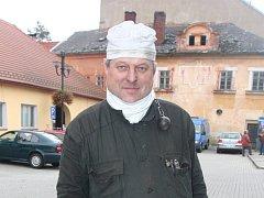 Kominík Václav Brož z Blatné.