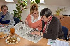 Páteční vydání Strakonického deníku pobavilo volební komisi ve Skočicích.
