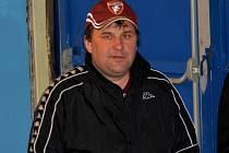 Trenér Miloš Sedláček