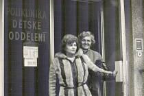 Před 40 lety vznikla dětská poliklinika.