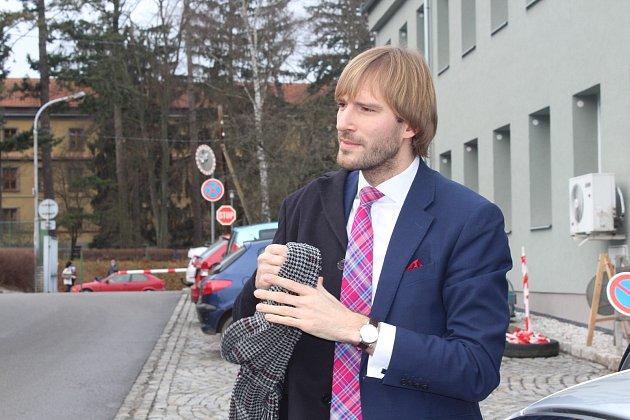 Ministr zdravotnictví Adam Vojtěch navštívil strakonickou nemocnici.
