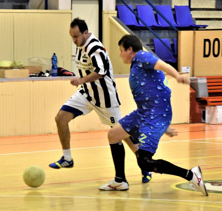 Pohár Ekonomických služeb pokračoval třetím turnajem.