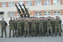 Strakoničtí vojáci si ve středu připomněli 15 let od vstupu do NATO.
