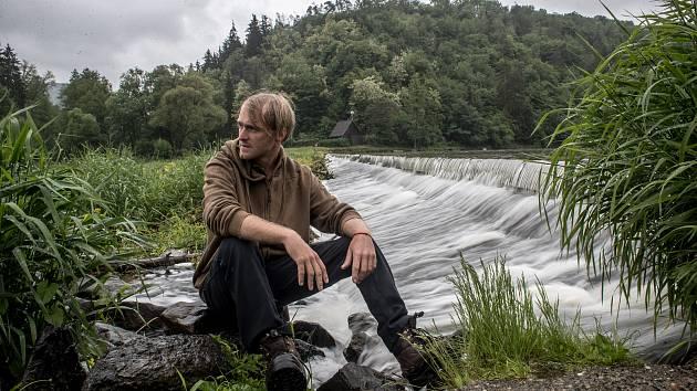 Rybář Jakub Vágner. Ilustrační foto.