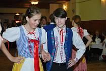 Staročeský ples v Radomyšli