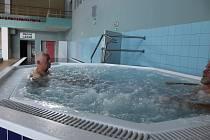 Strakonický bazén. Ilustrační foto.