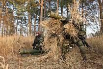 Vojáci ze Strakonic budou na cvičení v Litvě chránit praporní úkolové uskupení před nepřátelskými útoky ze vzduchu.