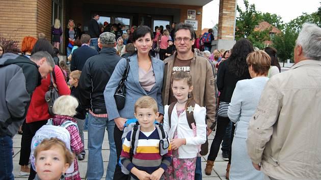Rodina Pechlátova